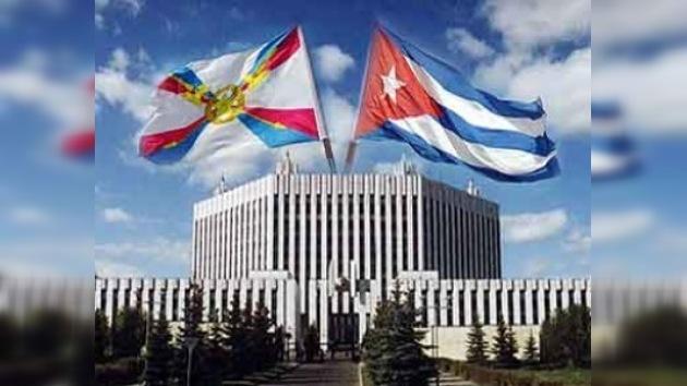El  jefe del Estado Mayor General de Cuba de visita en Rusia