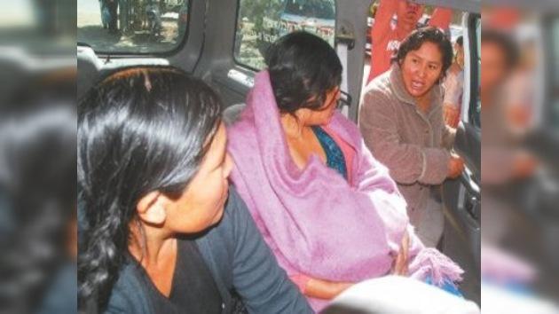 Detenida la mujer boliviana que vendió a su bebé por 140 dólares