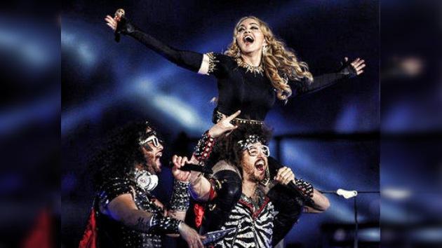 Moscú y San Petersburgo serán parte del tour mundial de Madonna en 2012