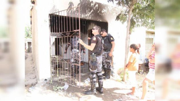 Los acusados de canibalismo en Brasil filmaron una película casera de terror