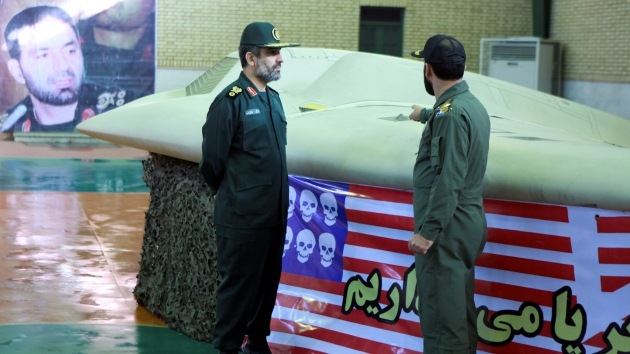 VIDEO: Irán prueba en vuelo una copia 'mejorada' de un dron espía de EE.UU.