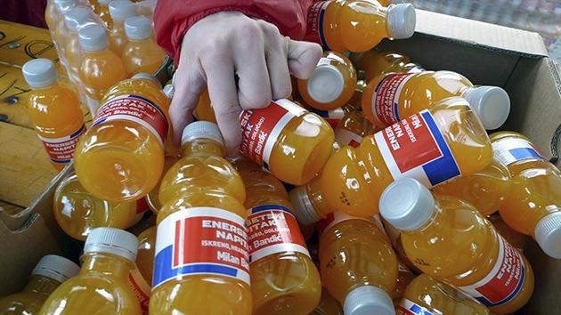 Lituania, primer país de la UE en prohibir la venta de las bebidas energéticas a menores
