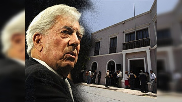 Perpetuarán a Vargas Llosa convirtiendo su casa en museo