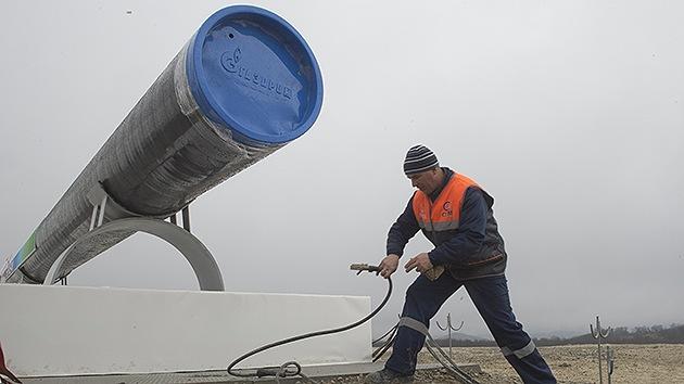 Bruselas, atrapada en el nudo del gasoducto: ¿Cambios políticos para sancionar a Rusia?