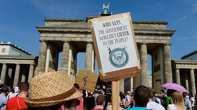 Alemania amenaza con espiar a EE.UU.