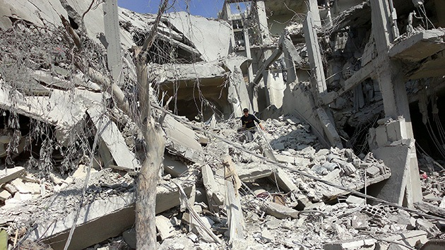 El ataque contra Siria, ¿predicho en la Biblia como un presagio del fin del mundo?