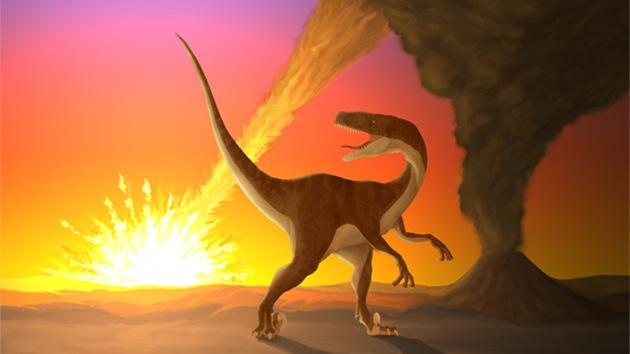 Descubran qué beneficios causó a la Tierra el 'armagedón' que acabó con los dinosaurios