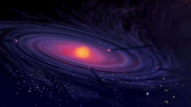 Prueban que el sistema solar apareció debido a la explosión de una supernova