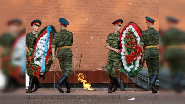 Se crea en Rusia una base sobre los fallecidos en la 'Gran Guerra Patria'