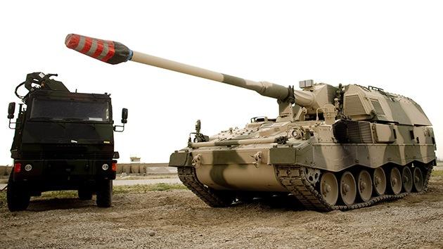 Alemania, 'bombardeada' por críticas tras aumentar su exportación de armas al Golfo