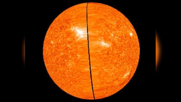 Por primera vez en su historia la Humanidad puede ver todo el Sol entero