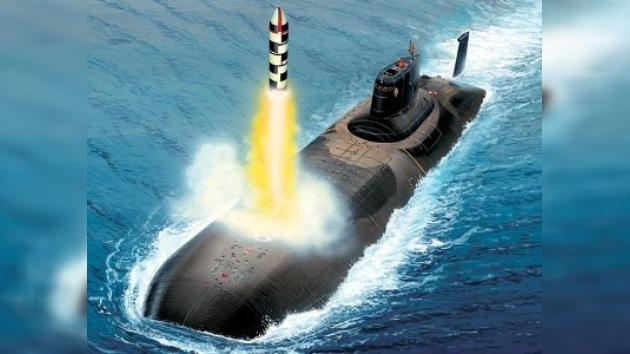 Exitosa prueba de un nuevo misil ruso: el Bulavá