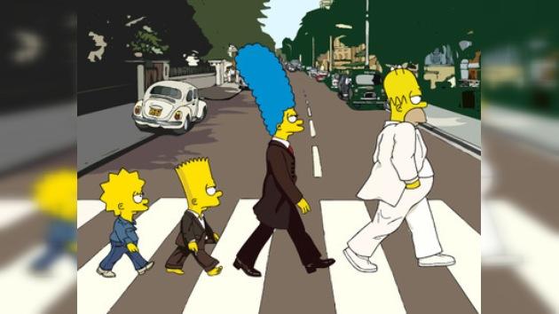 'Los Simpsons' siguen adelante