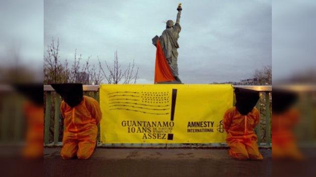 Guantánamo, la prisión donde el horror cumple 10 años