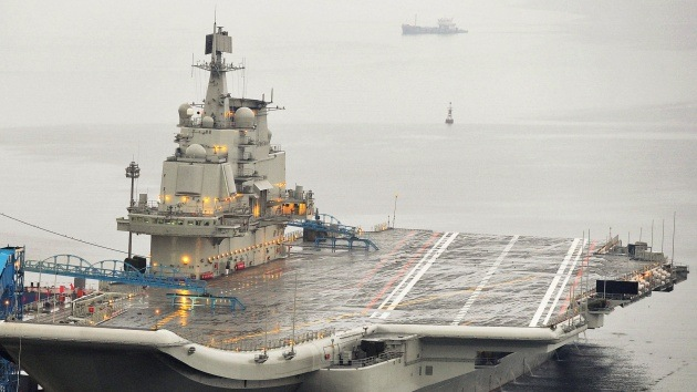 Cuatro portaaviones expandirán el control chino más allá del mar de China Oriental