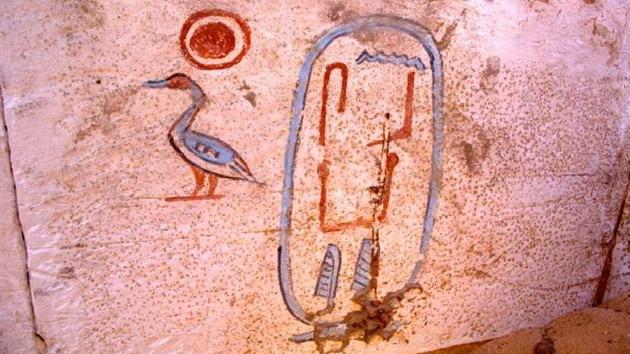 Foto: Encuentran en Egipto la tumba de un faraón hasta ahora desconocido