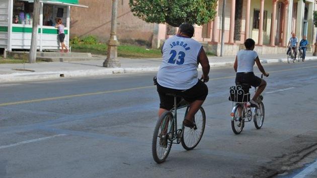 Adiós, gordura cubana