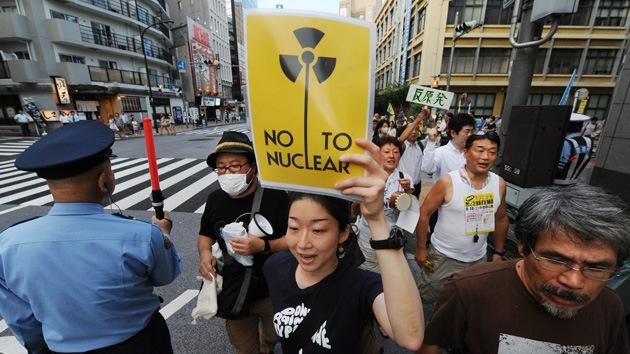 Japón renuncia a la energía atómica