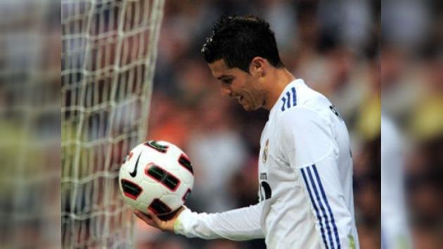 Cristiano Ronaldo bate el récord histórico del 'Pichichi' en la Liga española