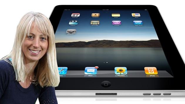 Una mujer pierde su embarazo por la radiación de su iPad