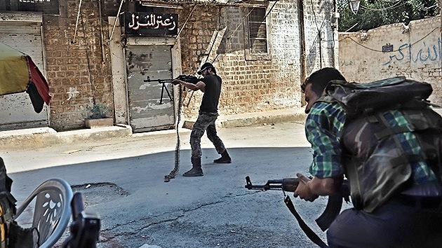 La ONU predica en el desierto sirio