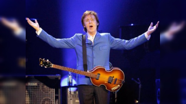 Paul McCartney cantará en Chichen Itzá