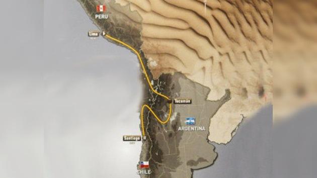 El Rally Dakar 2013 tendrá su punto de partida en Lima