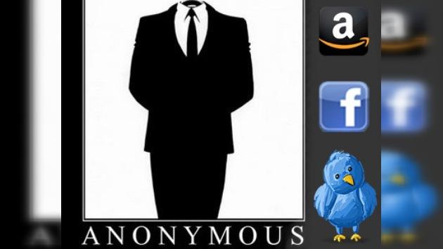 Anonymous organizó la muerte temporal de Facebook ¿quién será el siguiente?