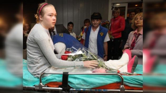 Irina Skvortsova aseguró que posiblemente no regresará al bobsleigh