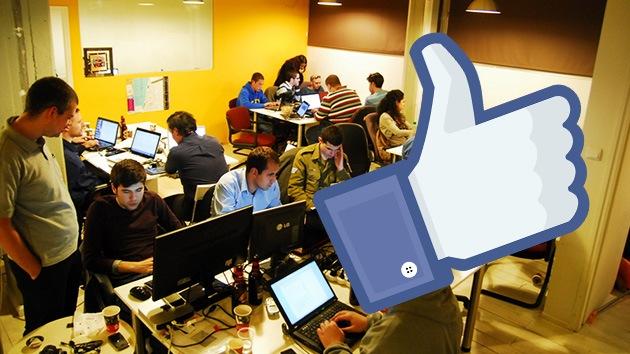 Israel recluta cientos de estudiantes para inundar Internet con propaganda