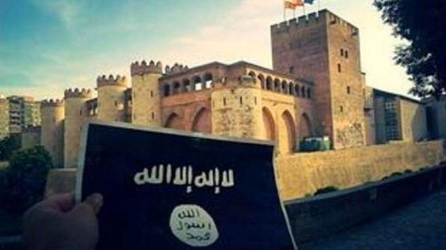 """""""Todos somos el EIIL"""": Una campaña desde España apoya al Estado Islámico"""