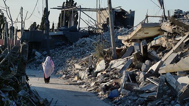 Israel impide la reconstrucción de la Franja de Gaza bloqueando la entrada de cemento