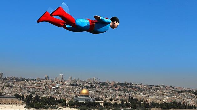 """Hezbolá: Superman es un invento judío para """"controlar el mundo"""""""