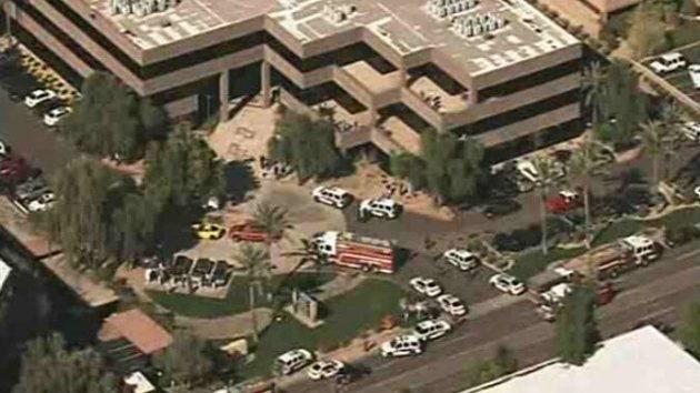 Nuevo tiroteo en EE.UU.: Disparos en una oficina en la ciudad de Phoenix