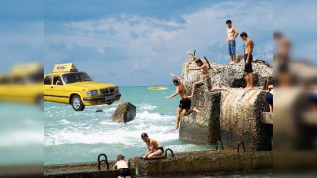 Taxis marítimos, solución a congestionamientos víales en Sochi