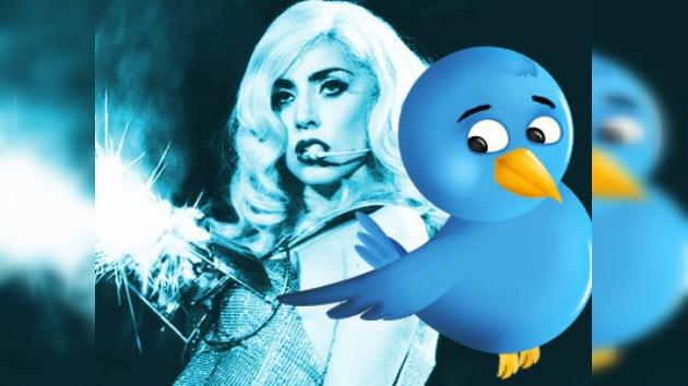 Lady Gaga y Britney Spears se disputan la corona de Twitter