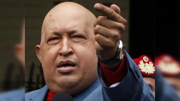 Chávez alerta sobre un posible e inminente Apocalipsis nuclear
