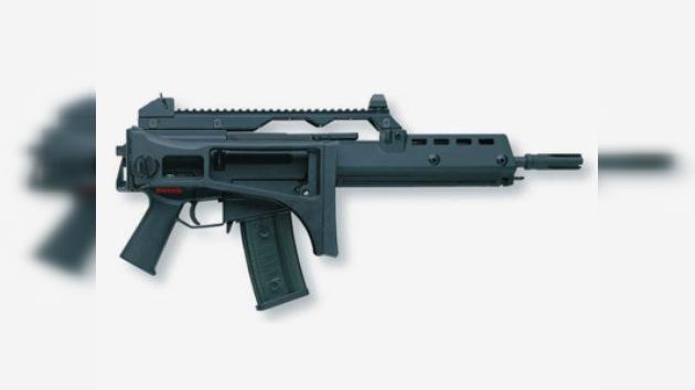 Heckler & Koch bajo sospecha de suministros ilegales de sus fusiles