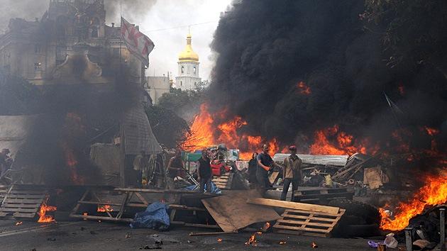 Minuto a minuto: Ucrania levanta un muro con Rusia