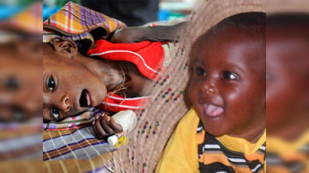 El bebé somalí que volvió a nacer