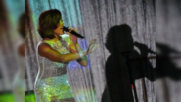 Muere la famosa cantante estadounidense Whitney Houston