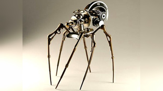 El Ejército invierte en moscas robóticas que faciliten el combate