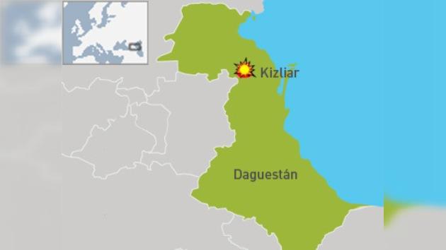 Dos explosiones en un supermercado de Kizliar, en la república de Daguestán