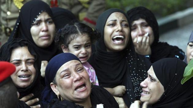 Los Hermanos Musulmanes acusan al Mossad del ataque en el Sinaí