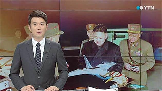 Una televisión surcoreana manipula fotos para acusar a Corea del Norte de espionaje