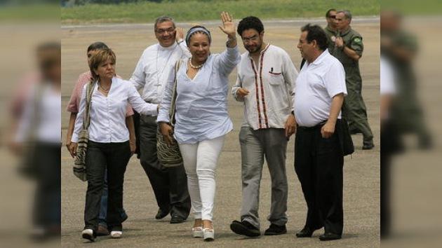 Definidos los mediadores para liberar a los rehenes de las FARC