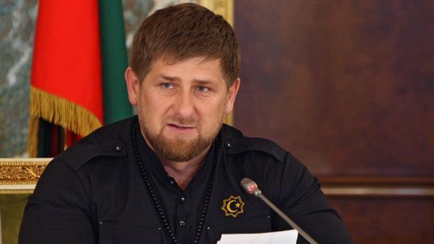 "Líder checheno acusa a Israel de ""terrorismo de Estado"""