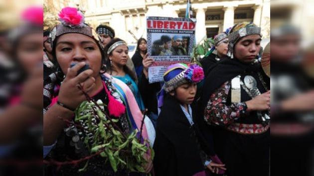 Los presos mapuches ponen fin a la huelga de hambre