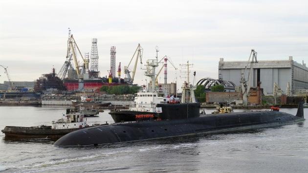 Dos submarinos nucleares de nueva generación se incorporan a la Armada rusa