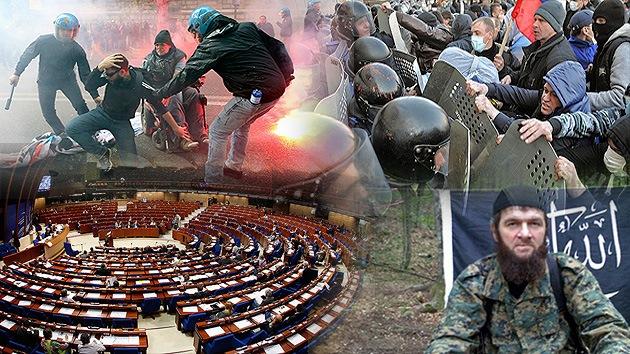 Balance semanal: Más protestas en Ucrania y caída del terrorista más buscado por Rusia